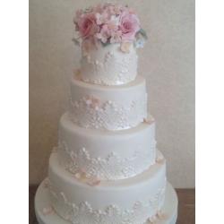 Свадебный торт Цветущая вишня: заказать, доставка