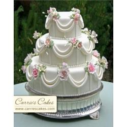 Свадебный торт Виктория: заказать, доставка