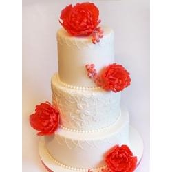 Свадебный торт Натания: заказать, доставка