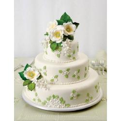 Свадебный торт Фантазии о лете: заказать, доставка