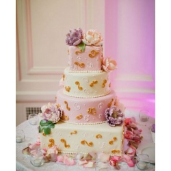 Свадебный торт Маврикий: заказать, доставка