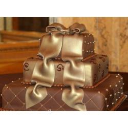 Свадебный торт Кофейный аромат Арабики: заказать, доставка