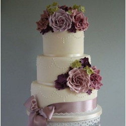 Свадебный торт Розы Версаля: заказать, доставка