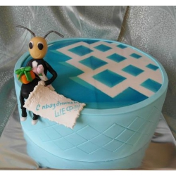 Торт на заказ Мурашечка