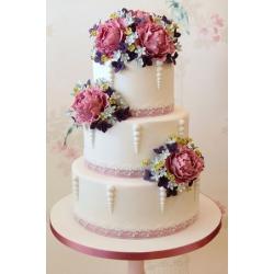 Свадебный торт Сладкий букет: заказать, доставка