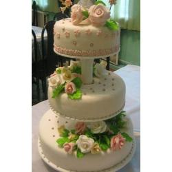 Свадебный торт Виола: заказать, доставка