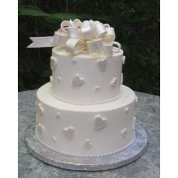 Свадебный торт Свадебное Сердце: заказать, доставка