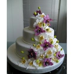 Свадебный торт Ева: заказать, доставка