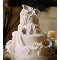 Свадебный торт Изобилие: заказать, доставка