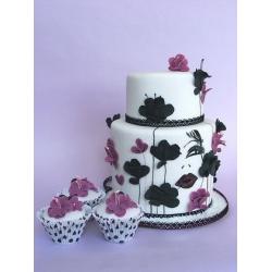 Свадебный торт Поцелуй любимой: заказать, доставка