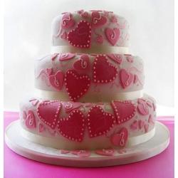 Свадебный торт Купидон: заказать, доставка