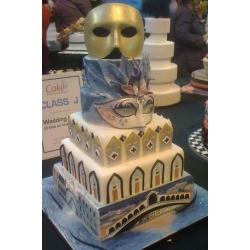 Торт в Венецианском стиле: заказать, доставка