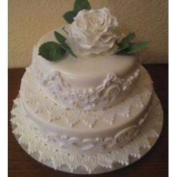 Свадебный торт Идеал: заказать, доставка