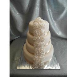 Свадебный торт Диана: заказать, доставка
