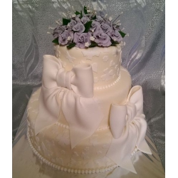 Свадебный торт Орнелла-10 кг: заказать, доставка