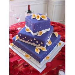 Свадебный торт Павлин: заказать, доставка