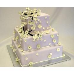 Свадебный торт Токио: заказать, доставка