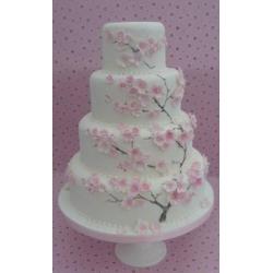 Свадебный торт Аромат вишни: заказать, доставка