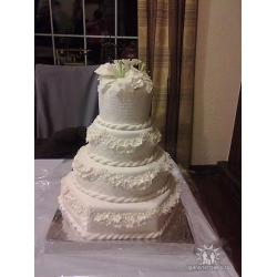 Свадебный торт Роксолана: заказать, доставка