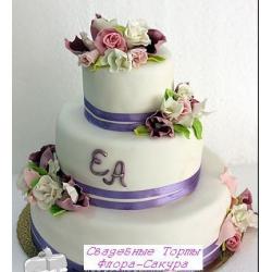 Свадебный торт Тенерифе: заказать, доставка