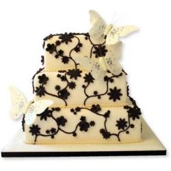 Свадебный торт Парижские тайны: заказать, доставка