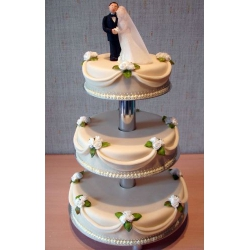 Свадебный торт Анастасия : заказать, доставка