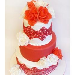 Свадебный торт Виндзор: заказать, доставка