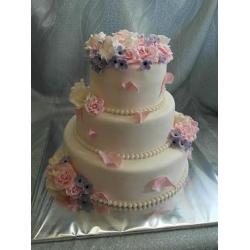 Свадебный торт Поцелуй Принцессы: заказать, доставка