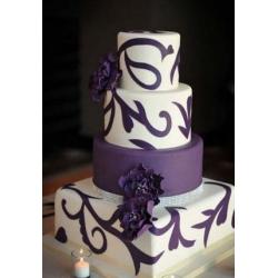 Свадебный торт Коралловый риф: заказать, доставка