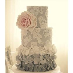Свадебный торт Амбре: заказать, доставка