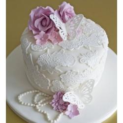 Свадебный торт Эльвира: заказать, доставка