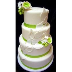 Свадебный торт Бьянка: заказать, доставка