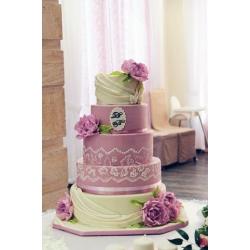 Свадебный торт Ниагара: заказать, доставка