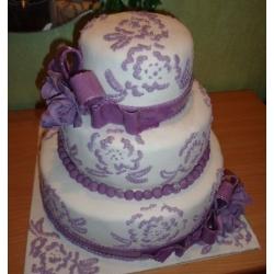 Свадебный торт Ночь в Испании: заказать, доставка