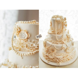 Свадебный торт Алмаз: заказать, доставка