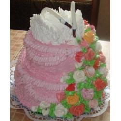 Свадебный торт Летний: заказать, доставка