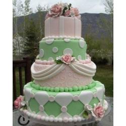 Свадебный торт Летнее настроение: заказать, доставка