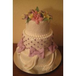 Свадебный торт Рандеву: заказать, доставка