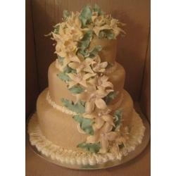 Свадебный торт Симфония любви-2: заказать, доставка