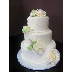 Свадебный торт Флоранс: заказать, доставка
