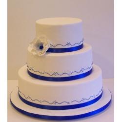 Свадебный торт Альпы: заказать, доставка