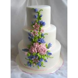 Свадебный торт Рианна: заказать, доставка