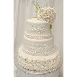 Свадебный торт Даниэла: заказать, доставка