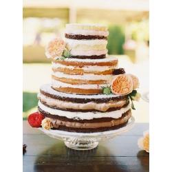 Свадебный торт 2014 Голый: заказать, доставка