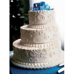 Свадебный торт Весенний поцелуй: заказать, доставка