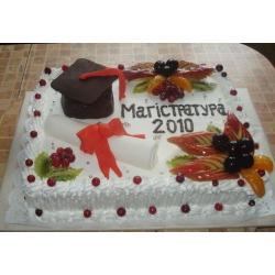 Торт на заказ Выпускной
