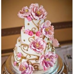 Свадебный торт Прекрасное мгновение: заказать, доставка