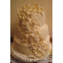 Свадебный торт Клятва верности: заказать, доставка