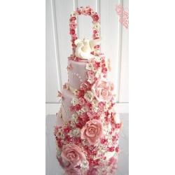 Свадебный торт Венецианская ночь: заказать, доставка