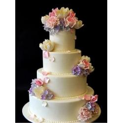 Свадебный торт Королевская свадьба: заказать, доставка